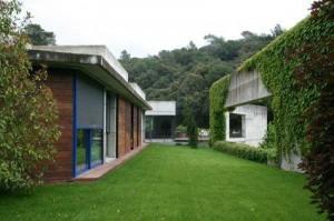 Diseño de espacios exteriores en Barcelona Interior Studio