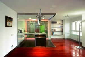 Interiorismo - Integración de espacios en Barcelona Interior Studio