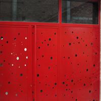Portal Exterior Local - Portafolio de proyectos de interiorismo y rehabilitación en Barcelona Interior Studio