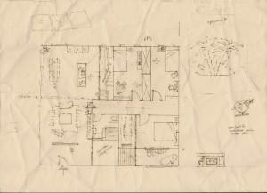 Proyecto rehabilitacion piso en Barcelona - Interiorismo en Barcelona Interior Studio