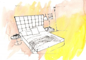 Remodelacion de dormitorio - Interiorismo en Barcelona Interior Studio