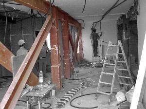 Obra de piso. Servicios de obras y reformas integrales en Barcelona