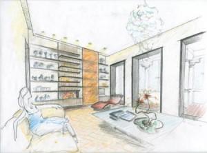 arquitectura de interiores en Barcelona Interior Studio