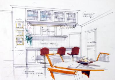 Reformas cocinas en Barcelona Interior Studio